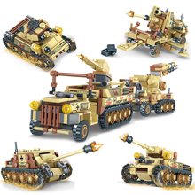 KAZI 4 IN 1 Military Series Building Blocks Bricks Russian T-34 Medium Tank Model Kids Toys For Children trumpet 05581 1 35 russian t 80bvd main battle tank assembly model