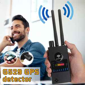 Camera-Detector Signal Frequency-Scan Dual-Antenna Racker Magnetic G529 Anti-Spy Wireless