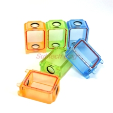 7 colors Glass door cover for Billet v4 box mod BB box Acrylic PEI Material SXK manufacturer Free Shipping hot selling