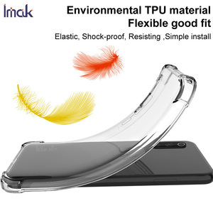 Image 3 - IMAK Full Protect Crystal Case for Samsung S21 5G 2021 Back Case Samsung Galaxy S21 Ultra S 21 Plus Phone Cover Coque Shockproof