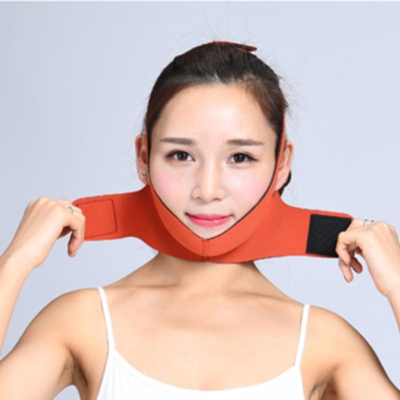 Women Facial Slimming Strap Double Chin Face Lift Bandage Belt Slimmer