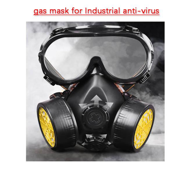 breathing mask for virus