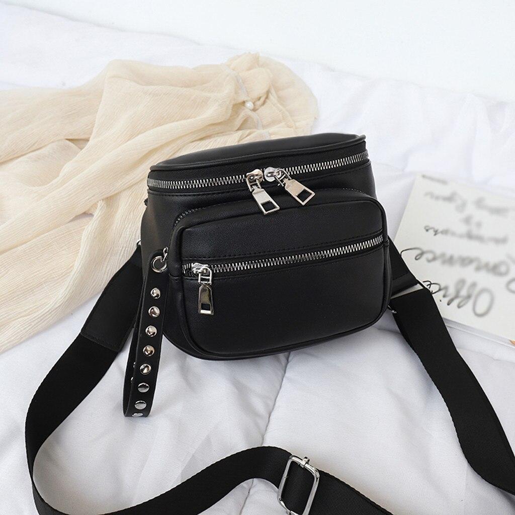 Women's Crossbody Bags Women Designer Shoulder Bag Sac Main Zip Messenger Bag Bolsa Feminina Luxury Leather Designer Handbag
