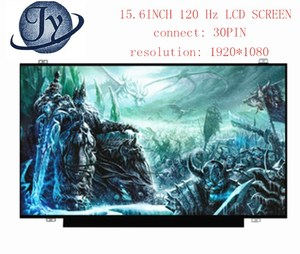 "120 Hz LED screen94% color gamut HD LCD monitor laptop 15.6"" N156HHE-GA1 Rev. c1 N156HHE GA1 1920X1080 FHD eDP 30Pin matte repl(China)"