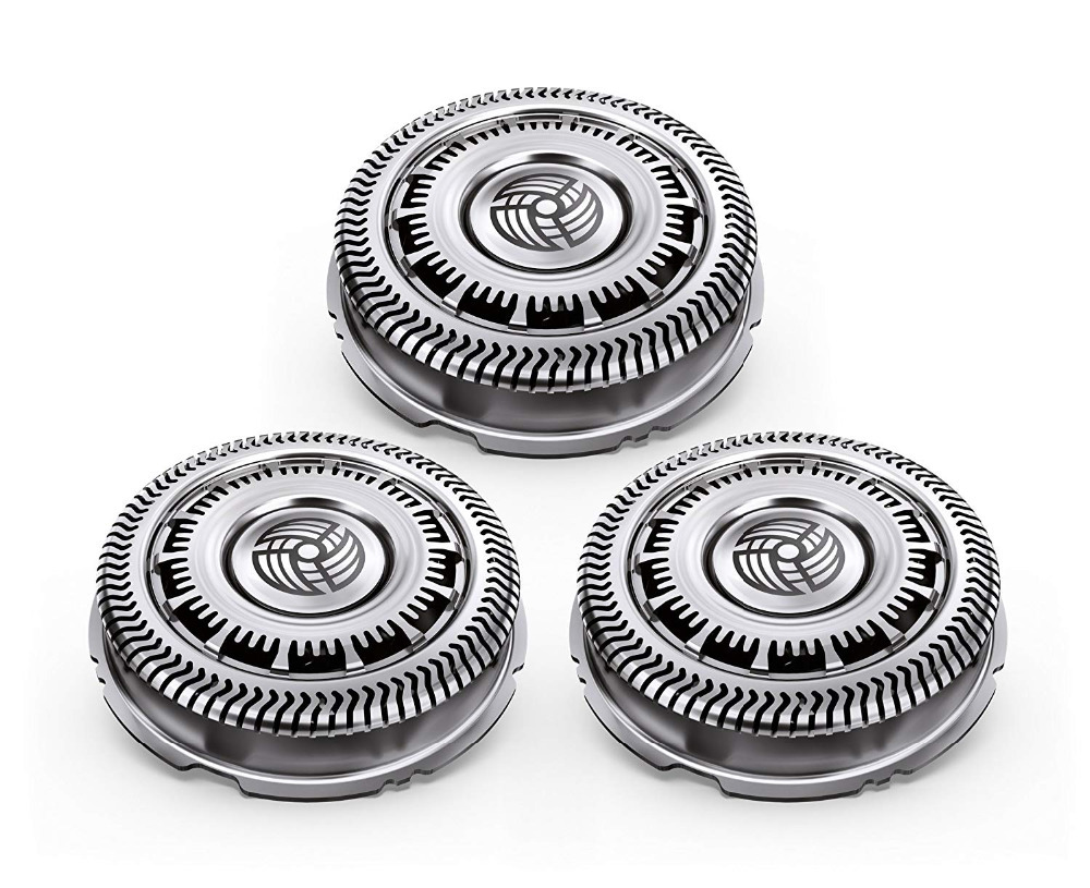 3pcs Shaving Replacement Shaver Head For Philips Norelco SH90/62 Series 9000 Series 8000 S8950 S9000 S9311 S9321 S9511 S9531