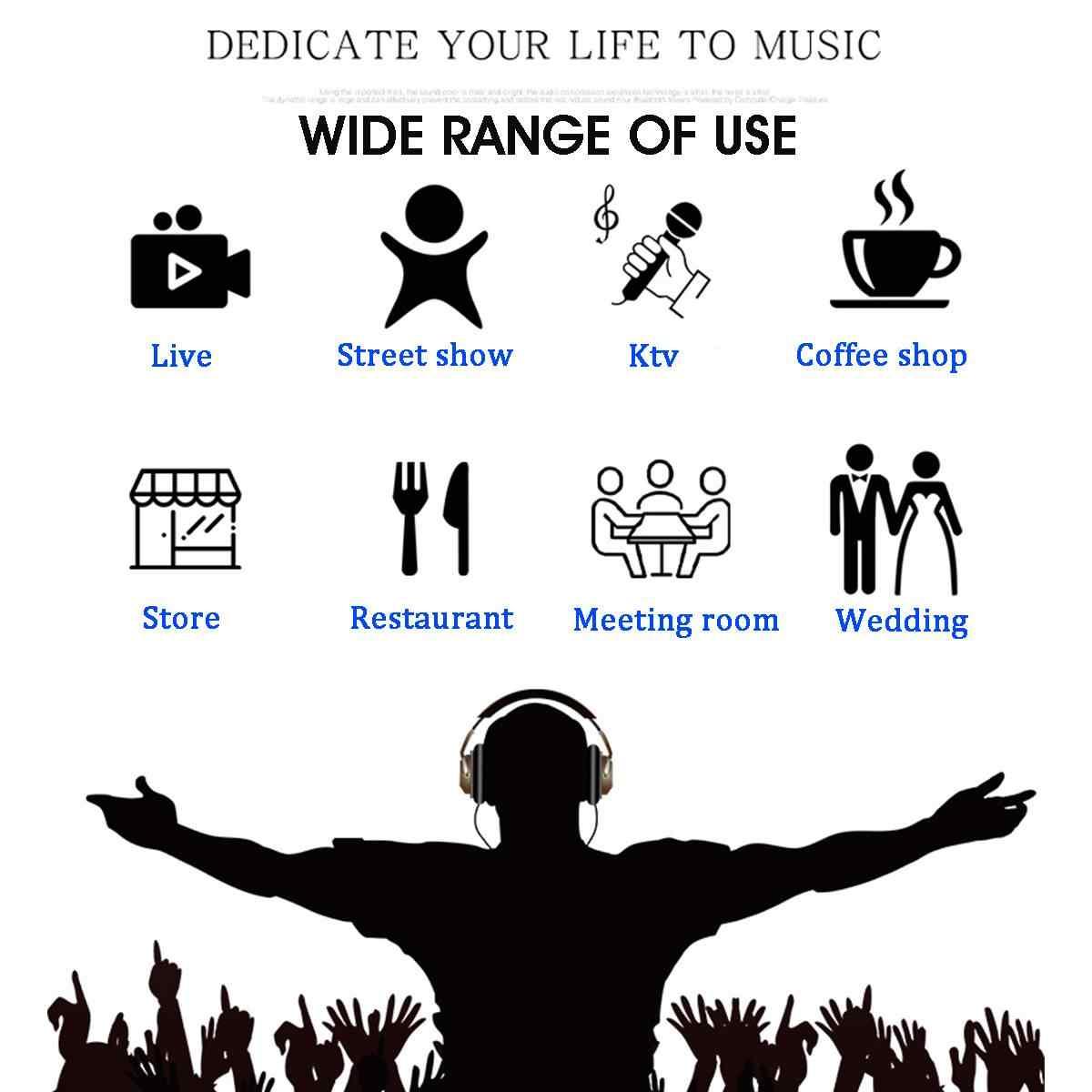 Leory 7 チャンネル bluetooth カラオケプレーヤー dj マイクオーディオミキサー contrl led デジタルディスプレイ音楽ストリームカラオケ ktv 一致パーティー
