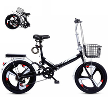 Bicycle Road-Bike Foldable 20inch Adult Variable-Speed Children Ultra-Light Six for Non-Slip