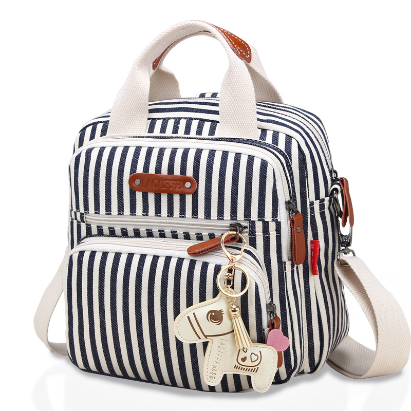 Diaper Bag Baby Bag Child Maternity Bags High Level Canvas Colorful Backpack Bag On A Stroller Lequeen Diaper Bags 2020 Easter