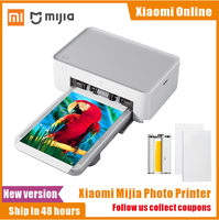 Xiaomi-Impresora de fotos Mijia Mi automática, alta definición, 6