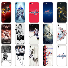 40 Ice Hockey Alexander Ovechkin Sidney Crosby Soft Silicone Cover Case