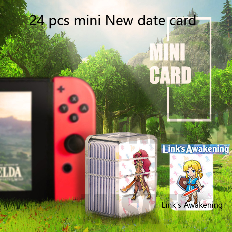 Mario Kart 8 Deluxe Breathe для Wild zelda amiibo игровая Карта super smash bros Link Switch NFC card Super Odyssey