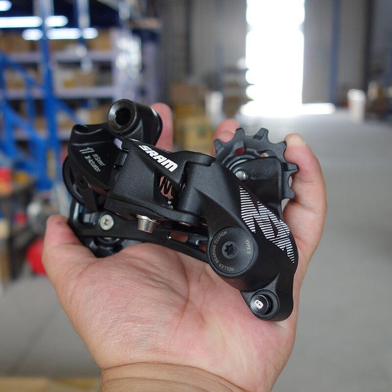 SRAM  NX 1x11 11 Speed MTB Bicycle Rear Derailleur Long Cage Black|bicycle rear derailleur|rear derailleurspeed cage - AliExpress
