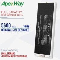 Аккумулятор для ноутбука A1185 A1181  5600 мАч  для Apple MA566 MA566FE/A MA566G/A MA566J/A  для MACBOOK 13 дюймов  MA472 MA472B/A MA701 MB404X