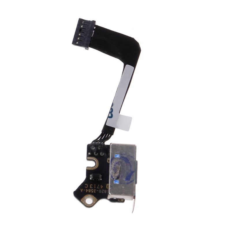 DC-IN Jack Power Board Socket 820-3584-A For MacBook Pro Retina 13
