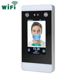 Présence de temps de reconnaissance faciale dynamique de visage de WIFI tcp/ip et système de contrôle d'accès