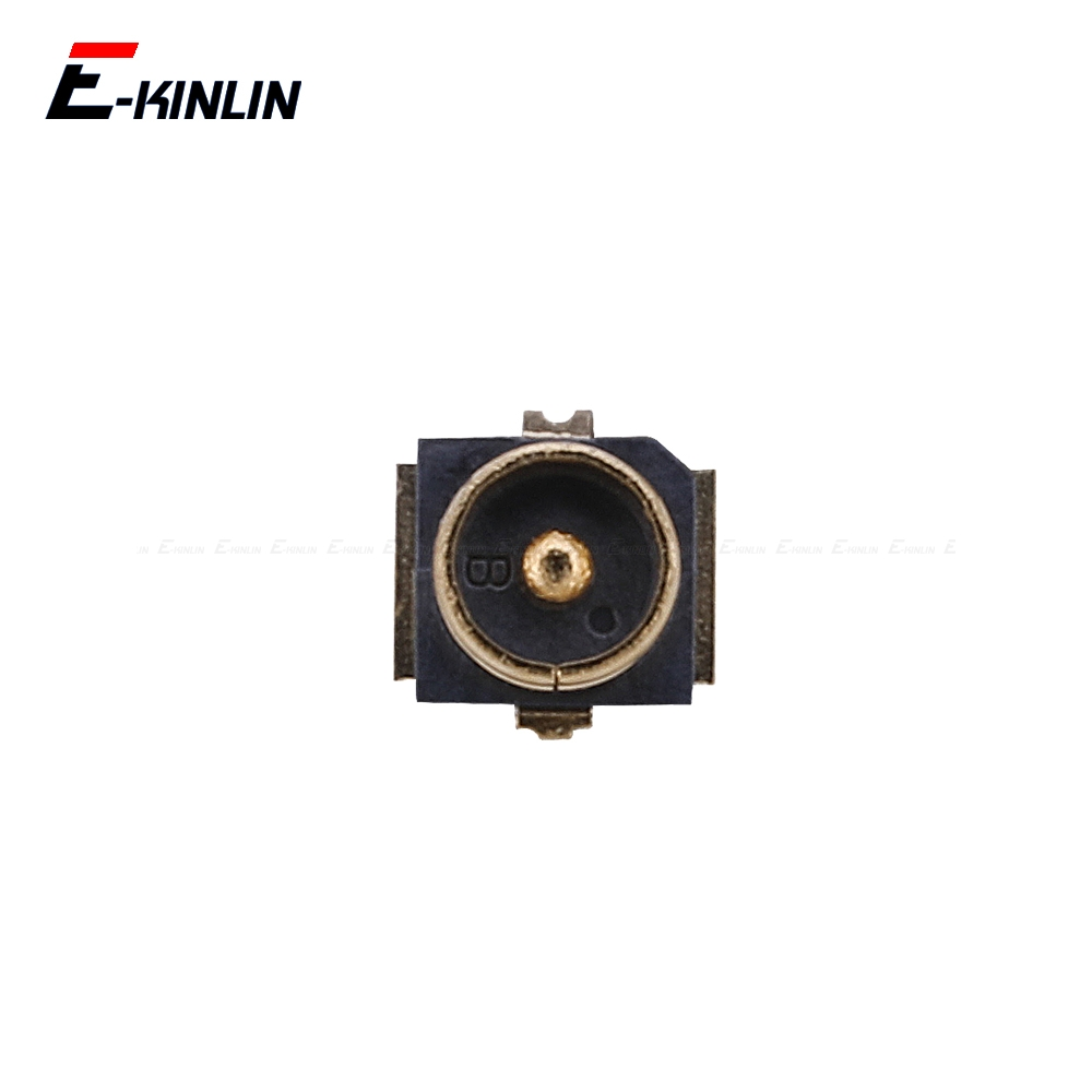 2pcs/lot Signal Wifi Antenna Connector Socket For <font><b>Xiaomi</b></font> Mi A2 A1 5 6 8 SE For <font><b>Redmi</b></font> Note 4 5A <font><b>3</b></font> For Huawei On <font><b>Motherboard</b></font> image