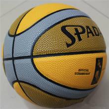 Профессиональный баскетбольный мяч Размер 7 искусственная кожа
