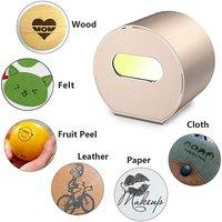 Laser Engraver 3D Printer Portable Mini Laser Engraving Machine DIY Desktop Etcher Marking Lettering Printing Tools