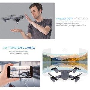 Image 4 - XS816 Rc Drone Flusso Ottico 4K Drone con La Macchina Fotografica Doppia Wifi Fpv Drone Gesto di Controllo Elicottero Quadcopter per I Bambini