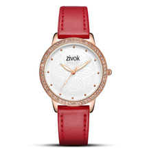 Top Brand High Quality Fashion Women Watches  Luxury Brand Girl Quartz Watch Casual Leather Ladies Dress Watches Women Clock quartz watch clock woman high quality cute cat printed women s watches faux leather analog ladies girl gift casual sport watches