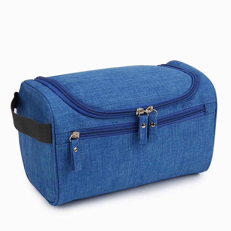 Makeup bag Cheap Women Bags Men Large Waterproof Nylon Travel Cosmetic Bag Organizer Case Necessaries Make Up Wash Toiletry Bag