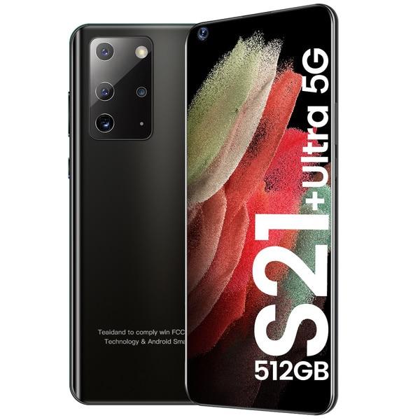 Galay S21 + Ультра 7,2 дюймовый смартфон 5800 мА/ч, разблокировать глобальная версия 4G 5G Android 10,0 16MP + 32MP 12 Гб + 512 Гб Celulares смартфон