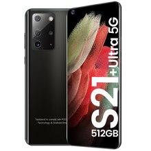 Galay s21 + ultra 7.2 Polegada smartphone 5800mah desbloquear versão global 4g 5g android 10.0 16mp + 32mp 12gb + 512gb celulares smartphone