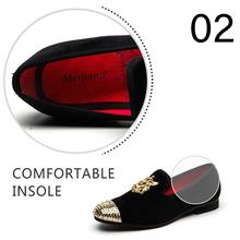 Handmade Fashion Comfortable Breathable Men Shoes