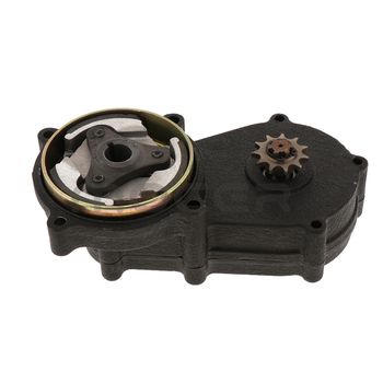 Top Quality Transmission Reduction Gearbox for 2 Stroke 47cc 49cc Engine Powered Pocket Dirt Bike, Mini  Scooter - T8F 11T