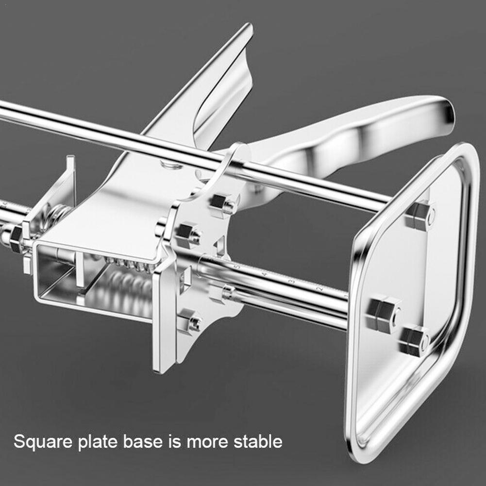 Labor-saving Hand Door Use Board Lifter Multi Tool Set Sheet Jack Repair Anti-Slip Tools Tool Plaster Lifter B8F7
