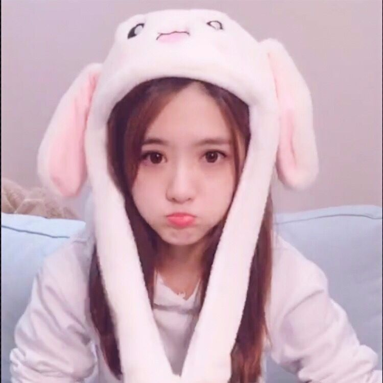 Free Ship 2020 Fashion Can Move Rabbit Ears Plush Sweet Cute Women Hat And Scarf Sets