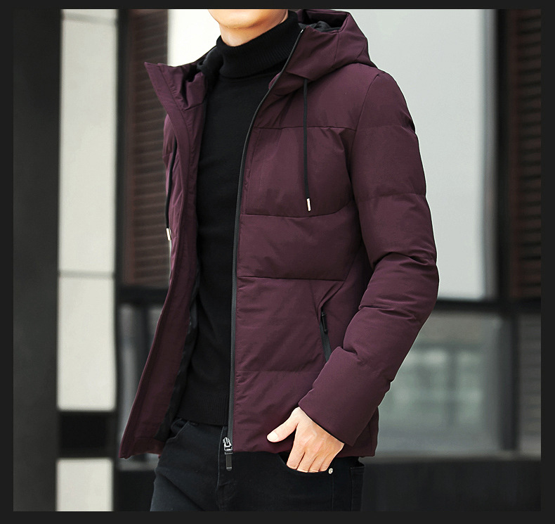 Military New 2019 Men Jacket Coats Thick Warm Winter Jackets Casual Men Parka Hooded Outwear Cotton Military New 2019 Men Jacket Coats Thick Warm Winter Jackets Casual Men Parka Hooded Outwear Cotton-padded Jacket
