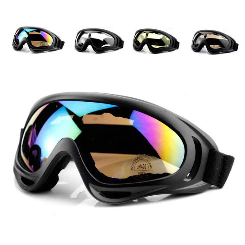 Очки для катания на лыжах и сноуборде, очки для горных лыж, зимние спортивные очки для снегохода, солнцезащитные очки для езды на велосипеде, мужская маска для солнца
