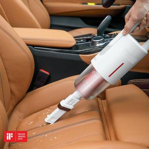 Image 5 - Deerma VC20 XIAOMI MIJIA Handheld Vacuum Cleaner for Home car  Dust Collector household Multifunctional Brush cyclone Suction