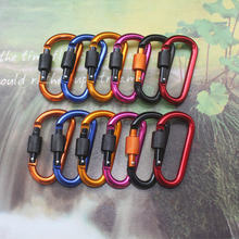 Новый bold 8 см замок d тип быстровисящая гайка Пряжка ранец