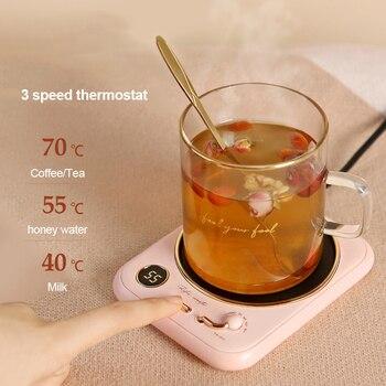 Cup Warmer for Coffee, Milk, Tea | F R E E  3