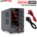 Wanptek DC Labor 60V 5A Geregelte Labor Netzteil Einstellbar 30V 10A Spannung Regler Stabilisator Schalt Netzteil
