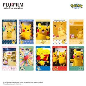 Image 2 - 10 매 Fujifilm Pokemon 후지 Instax Mini 11 7s 8 9 25 50s 70 90 & SP 1 프린터 용 인스턴트 필름