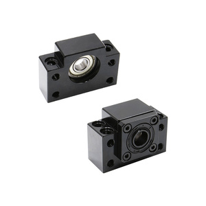 Image 5 - 6 Set HGR20 Lineaire Geleiderail Ballscrew Kit SFU1605/SFU1610 400/700/1000 + HGH20CA / HGW20CC + Bk/BK12 + Moer Behuizing + Koppeling Cnc Deel