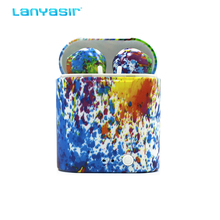 lanyasir Earphones i7s tws wireless bluetooth headset Charging Box headphones For Phone earphone