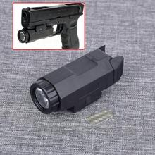 Tactical APL Scout Weapon Light Pistol Gun Light Compact Mounted for Glock Full Size Pistol Fit AR 15 AK 47 74  Glock 17 18C 19