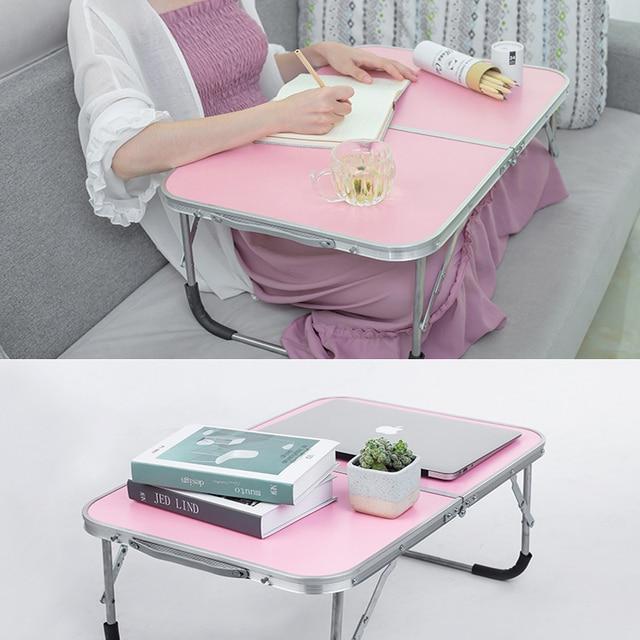 Переносная люлька для ноутбука, складной настольный вертикальный стол, мебель для дома
