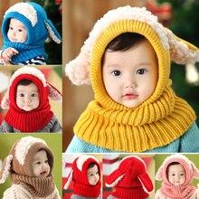 Детский свитер; теплая вязаная шапка; милая Удобная зимняя верхняя одежда; ASD88