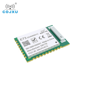 Image 4 - nRF52840 IC RF Module 2.4GHz 8 dBm E73 2G4M08S1C ebyte Long Range ebyte Bluetooth 5.0 nrf52 nrf52840 Transmitter and Recieever