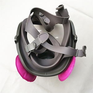 Image 4 - SJL 6800 Gas Mask  Anti dust 7pcs suit Full Face Facepiece Respirator  same 3M 6800 gas mask