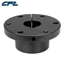 CPT стальные JA втулки серии, QD втулки JA, 1/2 ''-1 1/4'' диапазон отверстий, имеют keyseats, черная оксид антикоррозионная поверхность