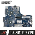 VIUS3 VIUS4 LA-8951P Rev 1 0 материнская плата для ноутбука lenovo ideapad S300 intel i3 cpu DDR3
