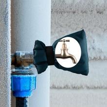 2/3 предмета уличная зимняя покрытие смесителя сад антифриз водопроводной воды Protecte Чехлы водяной клапан разбрызгивателя изоляционный мешок на кран