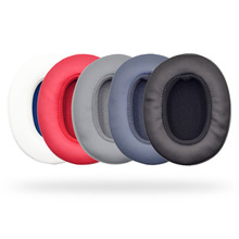 Soft Ear Pads For Skullcandy Hesh 3 Headphone Replacement EarPad Memory Foam Protein Leather Earmuffs Cover Yw#