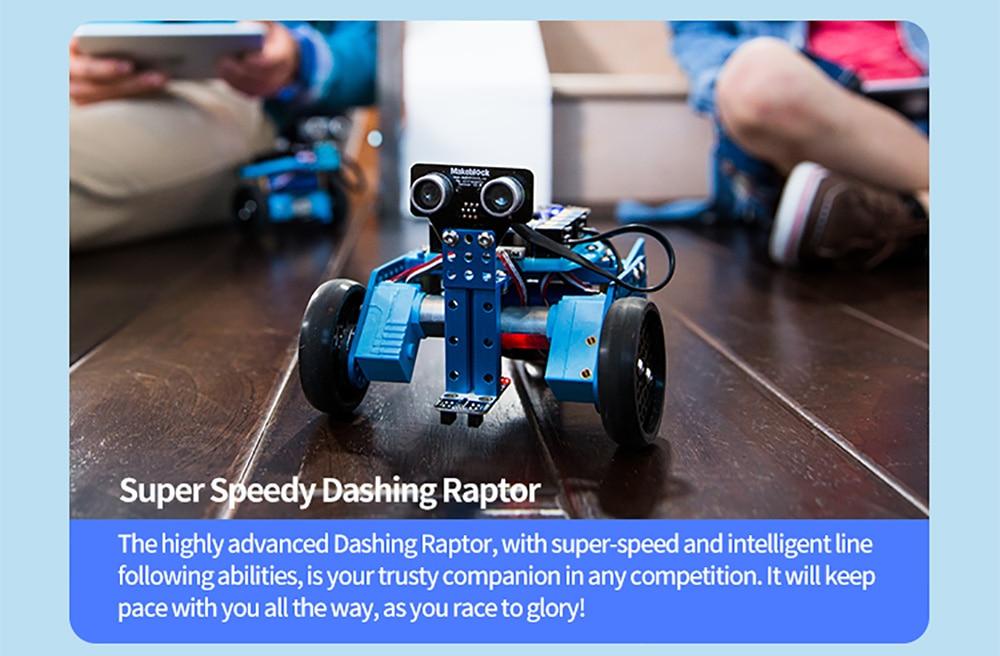 Makeblock Pro Ranger Robot Kit For Arduino Stem